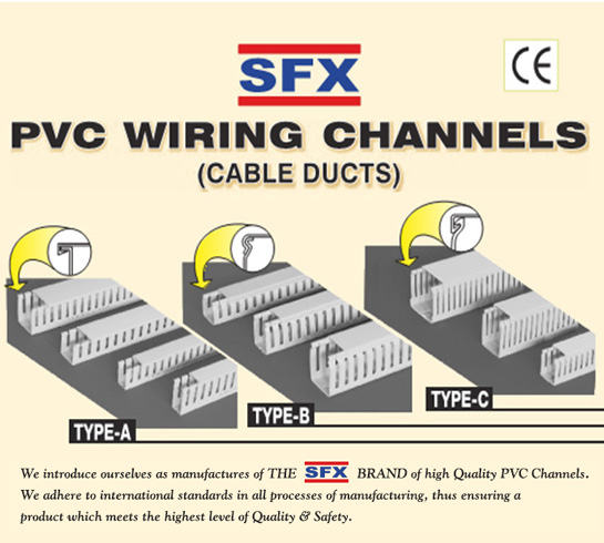 Pvc Wiring Channels Pvc Trunking Cable Ducting Pvc Channels Cable Trays Electrical Wiring Systems Cable Tracking Systems Electrical Wiring Solution S Skirting Trunking System Dado Pvc Trunking Network Ethernet Cable Management Mini